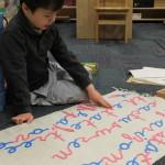 Montessori work